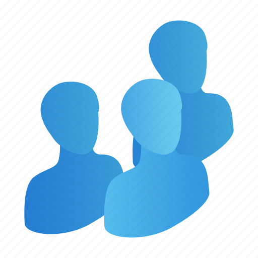 business, group, isometric, people, person, team, three icon