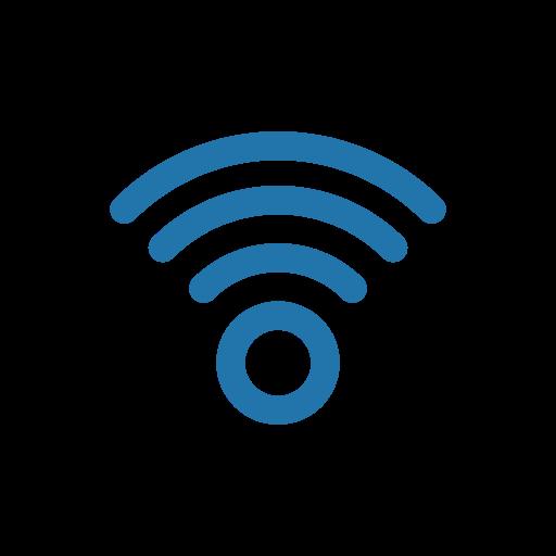 Line, wifi, internet icon