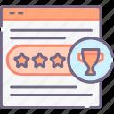 award, quality, score, star