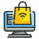 commerce, internet, sale, shopping, website icon