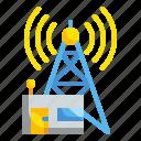 antenna, communicatiion, internet, technology, wifi icon