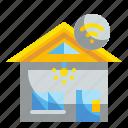buliding, home, house, smarthome, wifi