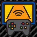 joy, stick, game, wifi, internet, control