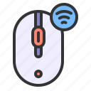 mouse, wireless, device, internet of things