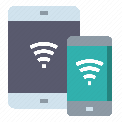 Computer, connect, devices, smartphone, tablet icon - Download on Iconfinder
