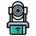 cctvcamerasecurityvideointernet icon