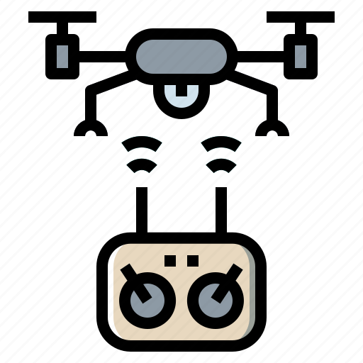 Camera, device, drone, internet, network icon - Download on Iconfinder