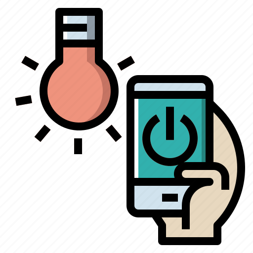 Application, bulb, close, internet, light, open icon - Download on Iconfinder