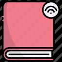 ebook, book, education, internet of things, iot