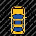 smart, car, safety, system, future, sensor