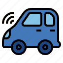 iot, smart, connection car, internet of things, smart car icon