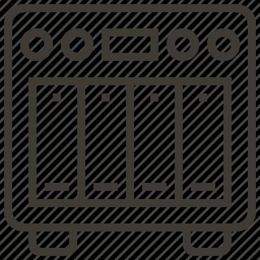 server, technology icon