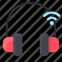 audio, computer, headphone, headset, sound, wireless