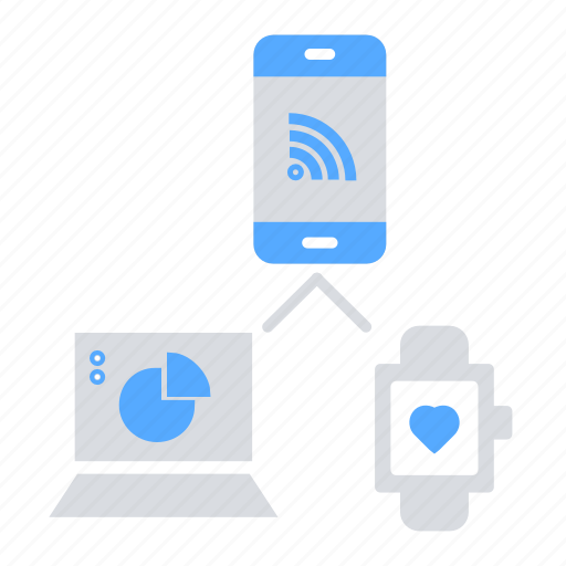 communication, connectivity, internet of things, iot, wifi, wireless icon