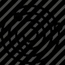 circle, circuit, electron, locus, orbit, shell, wireless