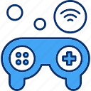 controller, game, internet, things, wifi