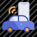 car, connection, control, internet, smart