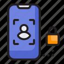 face, id, internet, recognition, unlock