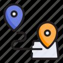 gps, internet, location, map, tecknology