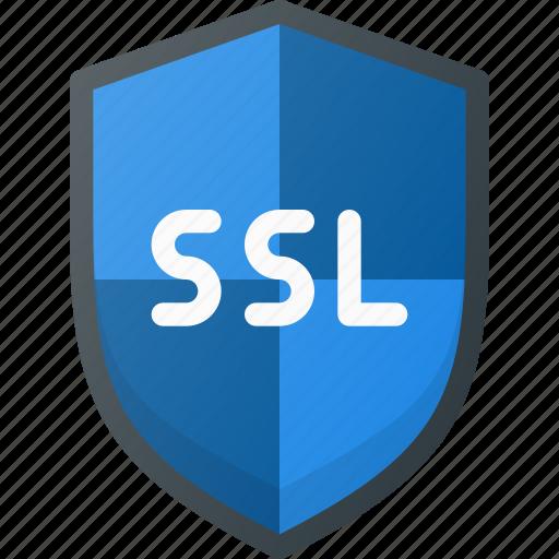 encryption, internet, network, protection, security, ssl, web icon