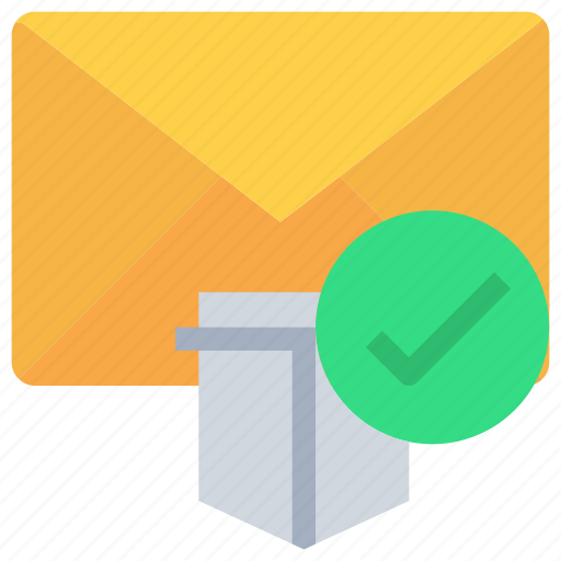 communication, email, mail, protection, secure, security icon