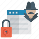 anti hacker security, anti hacking, antivirus, hakuna, security icon