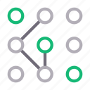 lock, pattern, private, protection, security icon