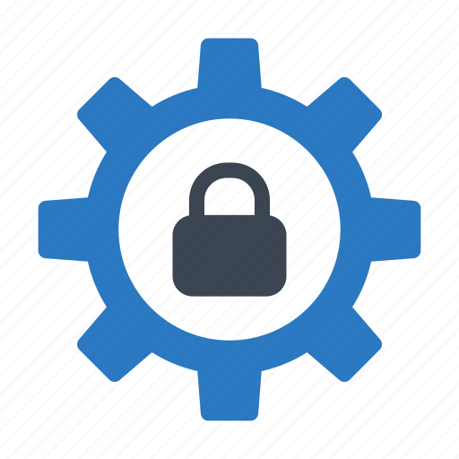 Configure, lock, private, protection, setting icon - Download on Iconfinder