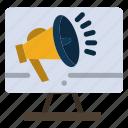 3, high, loudspeaker, speaker, voice, volume icon