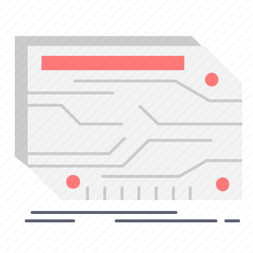 Card, component, custom, electronic, memory icon - Download on Iconfinder