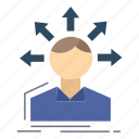 conversiondifferenceoptionsstructuretransition icon