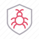 antivirus, guard, protection, security, shield