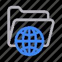 directory, files, folder, global, world