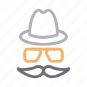 hacker, man, person, spy, threat