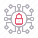 lock, padlock, private, protection, secure icon