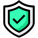access, antivirus, protection, security icon
