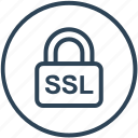 ssl, security, padlock, lock