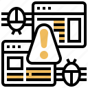 adware, alert, bug, infection, malware