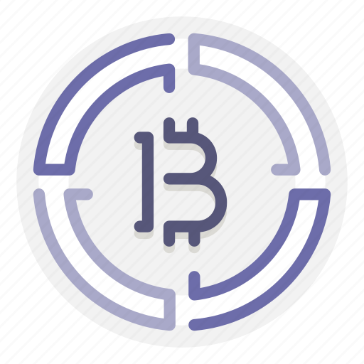 bitcoin, coin, crypto, cryptocurrency, currency, decentralized, digital icon