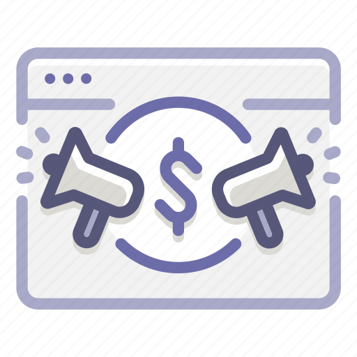 ad, advertising, adwords, budget, campaign, marketing, seo icon