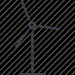 electric, fan, idea, invention icon