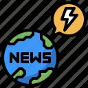 breaking, communications, live, news, tv