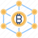 blockchain, cash, coin, digital, money