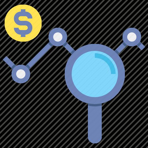 analysis, analyst, chart, data, stats icon