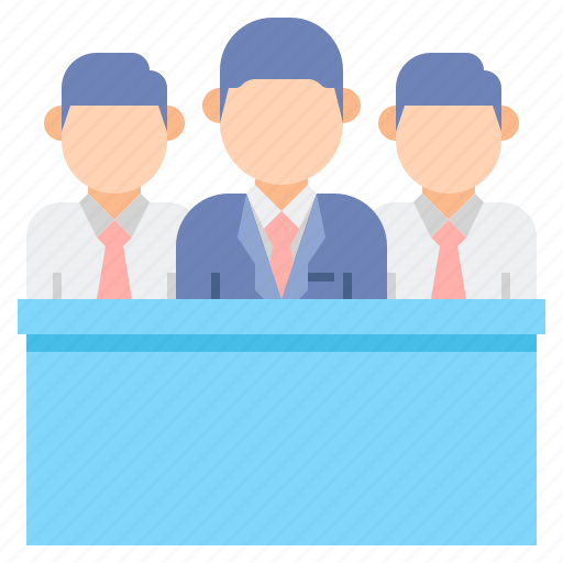 board, board of directors, directors, management icon
