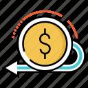 deposit, financial, investment, rate, return, roi, ror