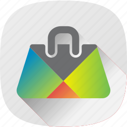 apps store, google, play, shop, store icon