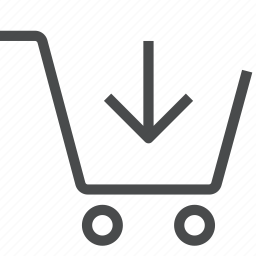 add, cart, shop, to icon