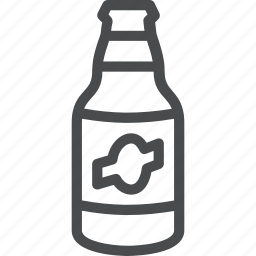 beer, bottle, brewery, drink, party icon
