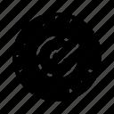 dashboard, meter, speed, speedometer, technology, test icon